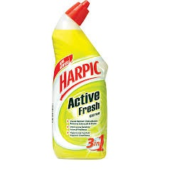 HARPIC WC GEL LEMON 750ml