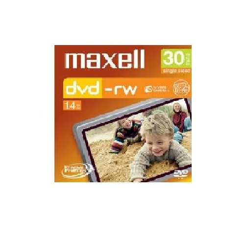 DVD-RW MAXELL FOR VIDEOCAMERA 1,4GB
