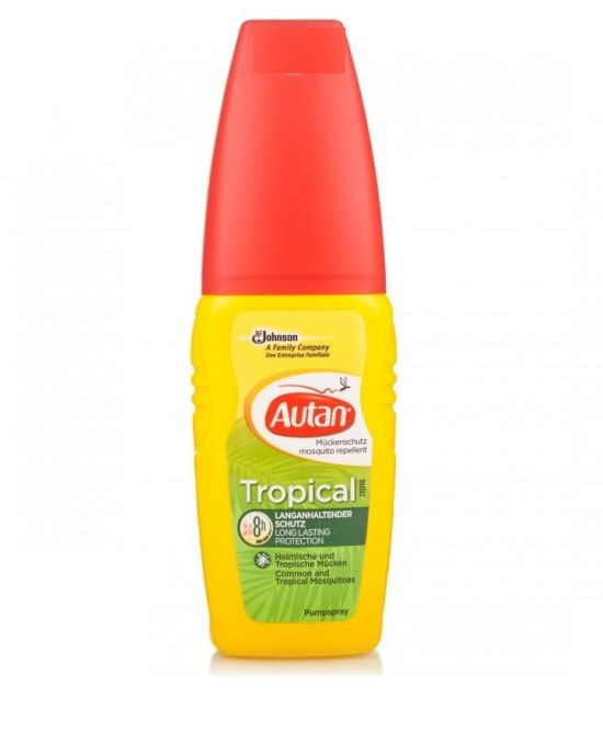 AUTAN SPRAY TROPICAL 100ml