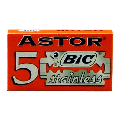 ASTOR ΛΕΠΙΔΕΣ STAINLESS 5ΤΕΜ