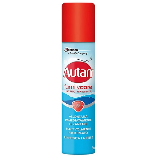AUTAN SPRAY FAMILY CARE 100ml