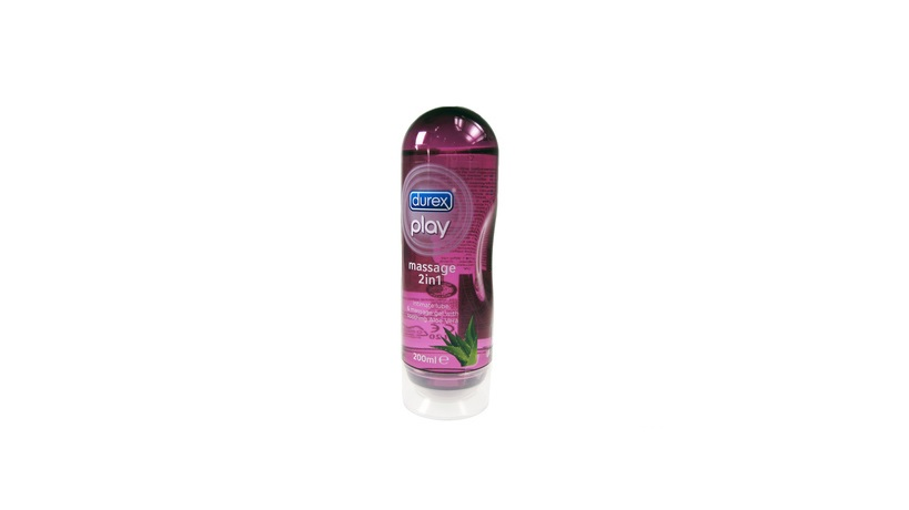 DUREX PLAY MASSAGE ALOE VERA 200ml