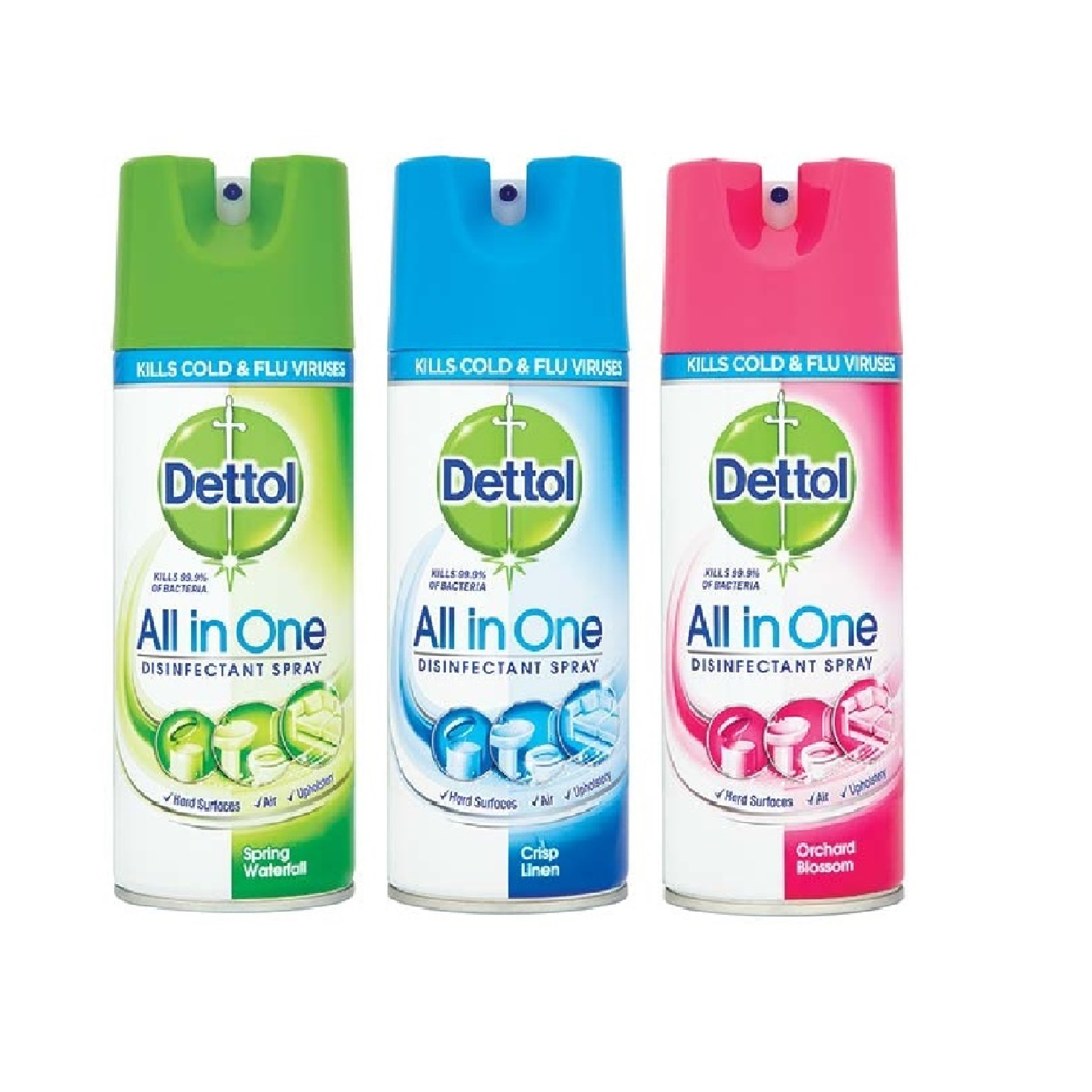 DETTOL SPRAY 400ml ALL IN ONE