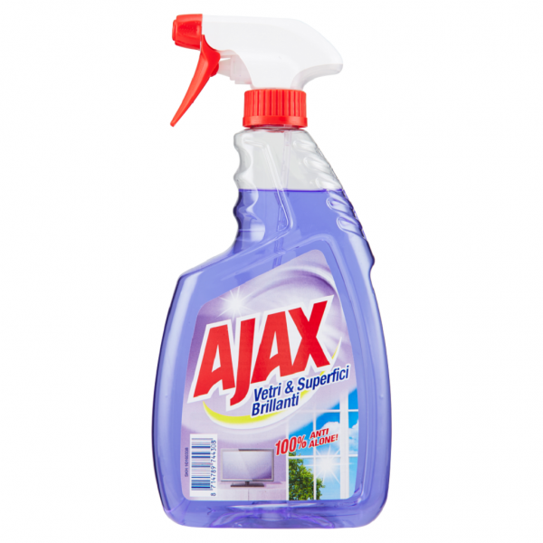 AJAX ΤΖΑΜΙΩΝ SPRAY VETRI 750ml