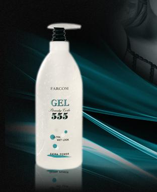 GEL 555 WET LOOK 600ML ΑΝΤΛΙΑEXTRA HOLD