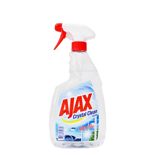 AJAX ΤΖΑΜΙΩΝ SPRAY CRYSTAL CLEAN 750ml