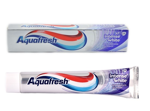 AQUAFRESH ΟΔΟΝΤΟΚΡΕΜΑ INTENSE WHITE 75ML